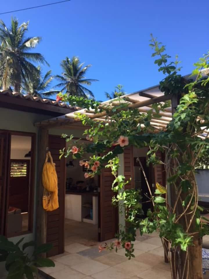 Casa agradável na vila Guajiru - casa abaporu