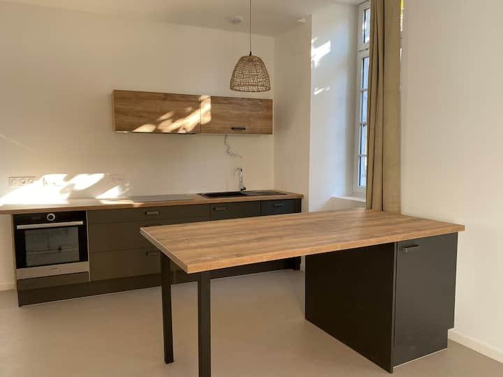 Appartement chaleureux au centre ville de Bagneres