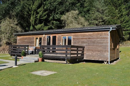Tayview Lodges, Lodge Tummel, Self Catering.