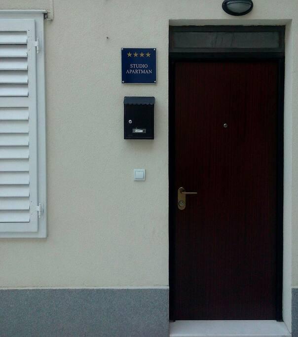 Official 4 star  Studio Apartment categorisation