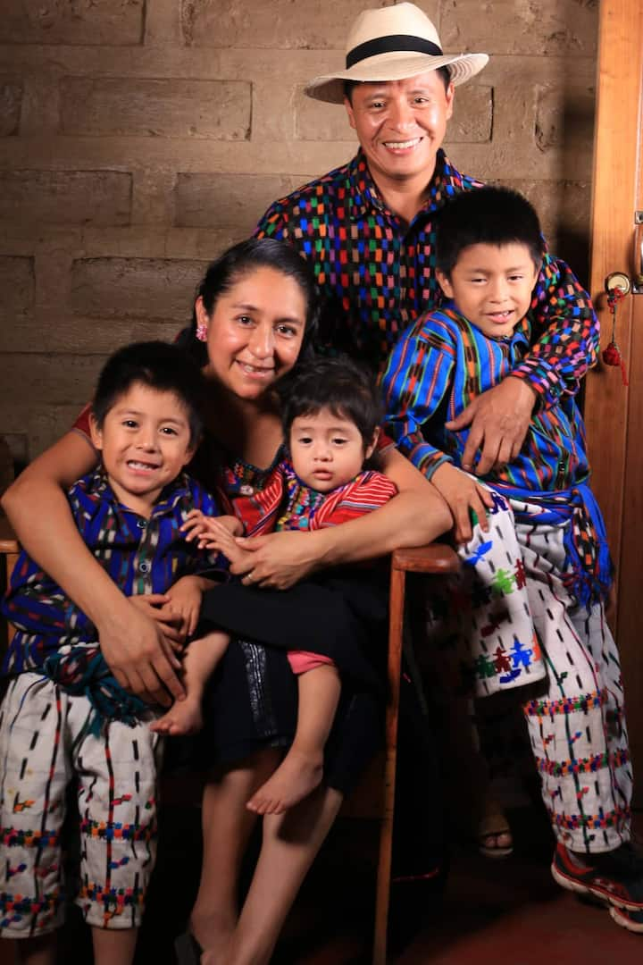 Casa Maya, authentic homestay