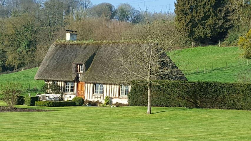 Petite maison charmante, Beau Jardin - Pierrefitte-en-Auge - Casa