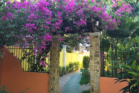 Luscious Green Estate Garden  - Villas Verdes #7 - Playa Sámara