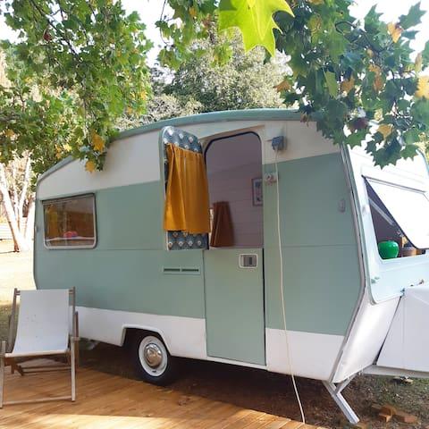 La Caravane Green
