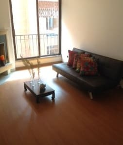 STA BARBARA, EXCELENT APARTMENT!!!! 3 GUESTS!!!! - ボゴタ - アパート