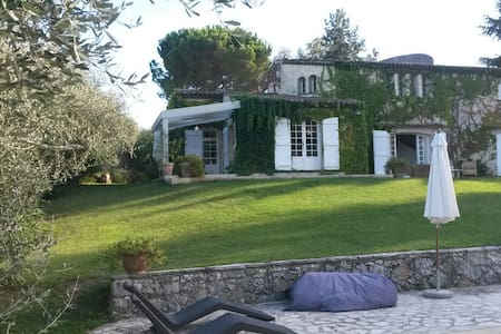Cool Villa in the hills above Nice - Saint-Jeannet