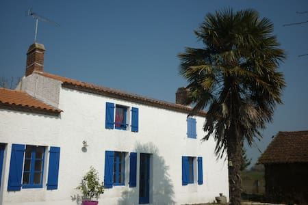 Maison avec piscine entre Nantes et l'océan - Frossay - Casa