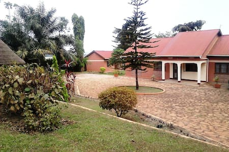 Vacation home Uganda - Namulanda - Dom