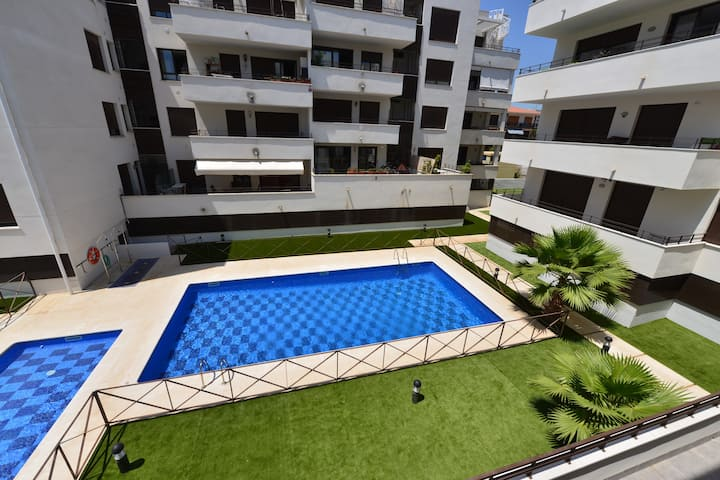 NEW APARTMENT CLOSE TO THE BEACH WITH BBQ