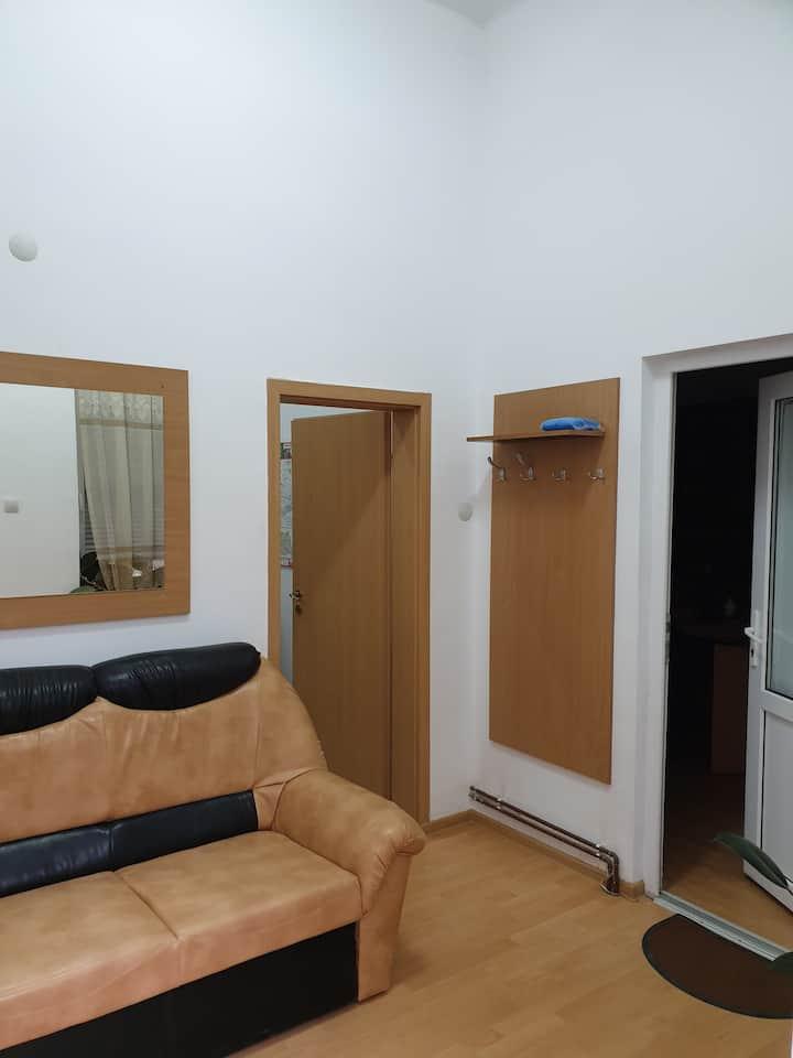Apartament 2 camere regim hotelier,baie,bucătărie