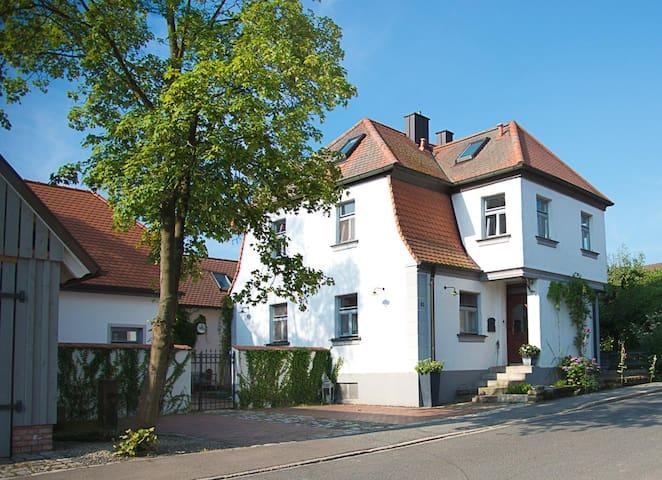 Gästehaus Kunstwerkstatt Kohlberg - Kohlberg - Rumah