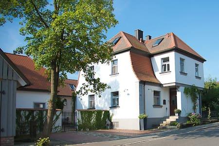 Gästehaus Kunstwerkstatt Kohlberg - Casa