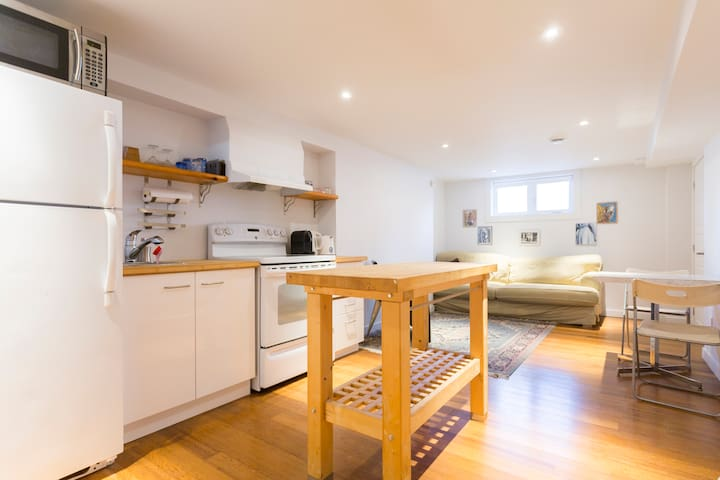 Modern 1-bedroom apartment - Hampstead - Íbúð