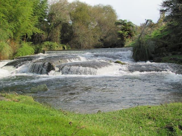 Waterfall short walk