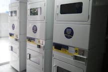 Laundry area - cmmon area