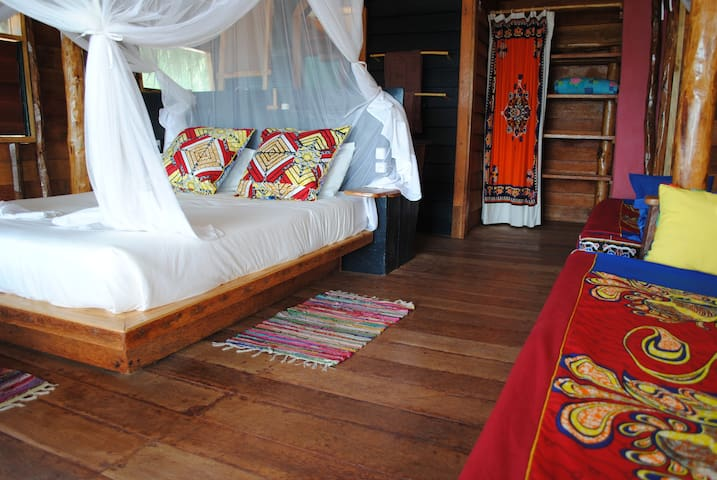 Casa Azul Tofo - Treehouse Luxury Suite Sea View