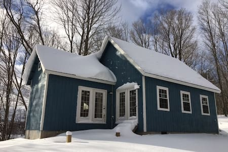 Catskills Contemporary Cottage - Stamford - House
