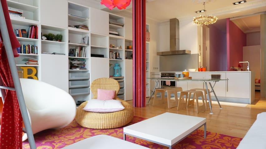 Apartamento en Burgos, pleno Centro - Burgos - Lägenhet