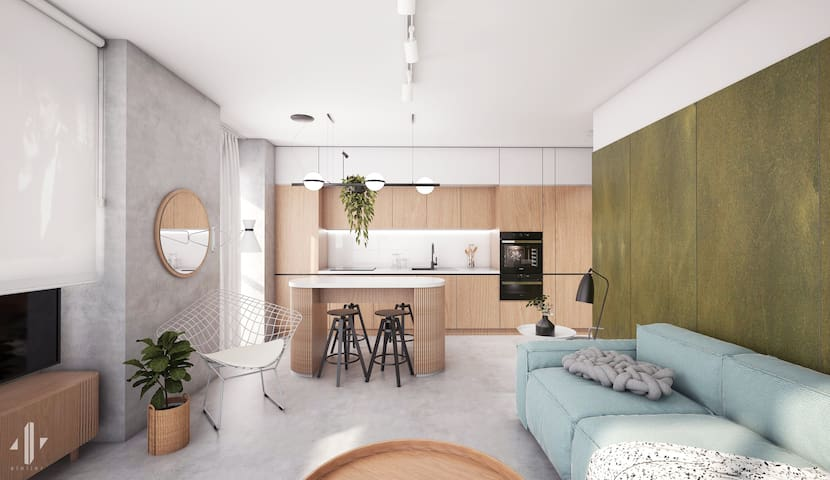 Central and modern apartament