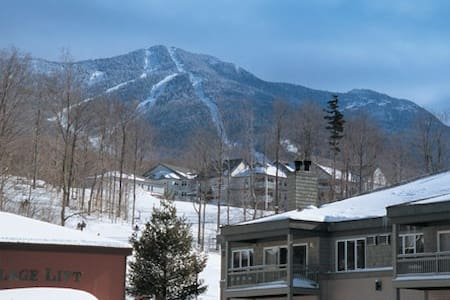 Smugglers Notch - MLK Ski Weekend - Cambridge - Apartament