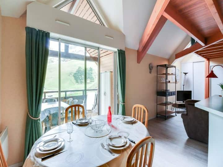 Appart Duplex 8 pers avecPK - résidence Face Sud