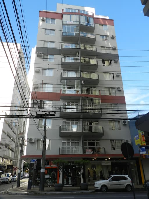 Fachada Edifício José Morelli.
