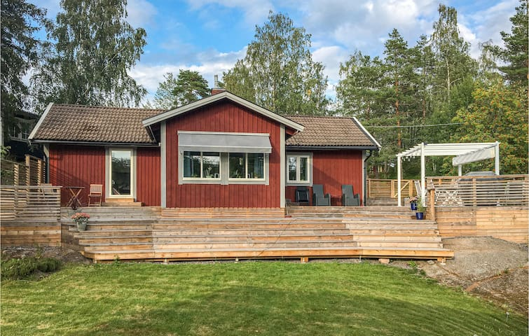 Holiday cottage with 1 bedroom on 70m² in Åby