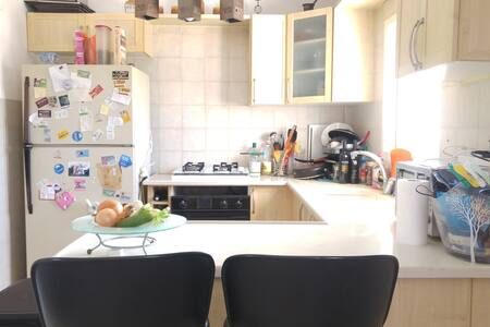 Rooftop apt in Rehovot - רחובות - 公寓