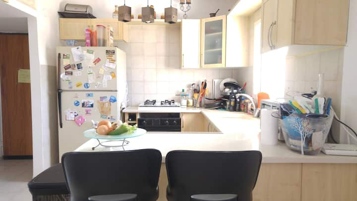 Rooftop apt in Rehovot