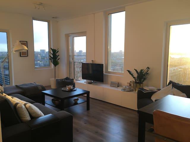NEW!! Luxurious apartment near the Erasmusbridge