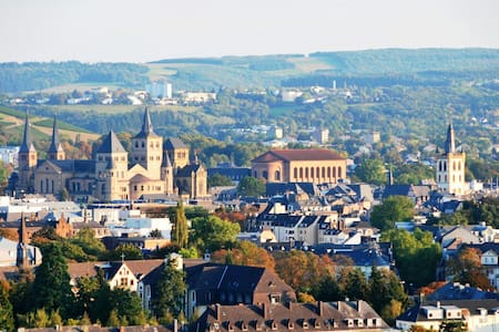 Stadtwohnung zum Wohlfühlen - Trier