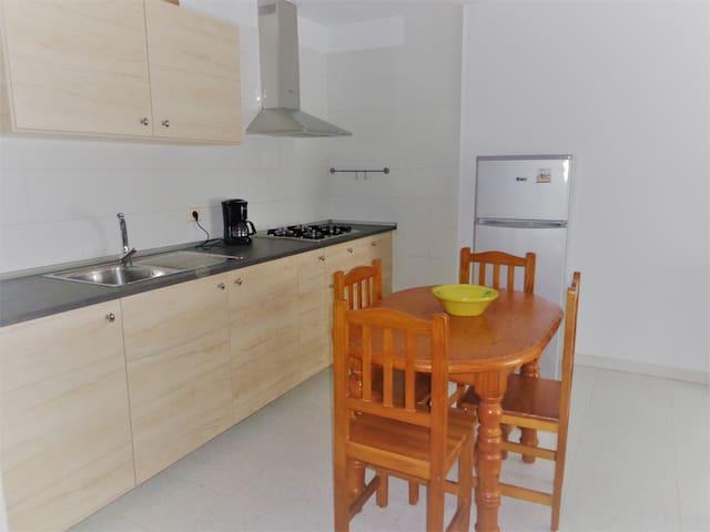 Apartamento 1 Habitación C