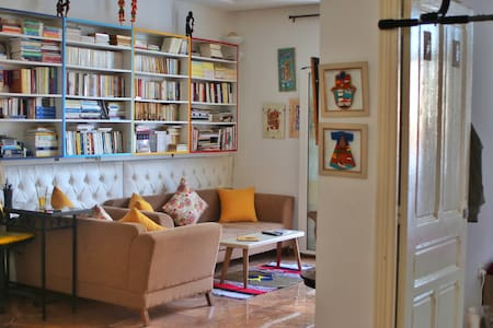 Quiet modern apartment in Downtown of Tunis