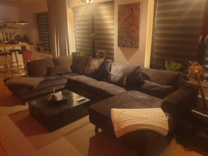 Modern and well located brand new apartment!