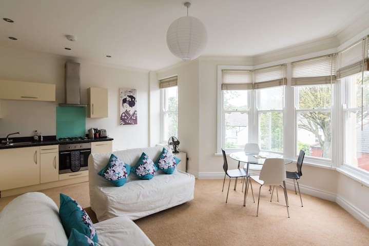 Cosy Apartment by Roath Park and Lake - Cardiff - Lägenhet
