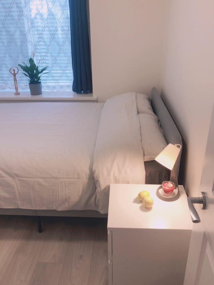 new entire suite 新装独立套房