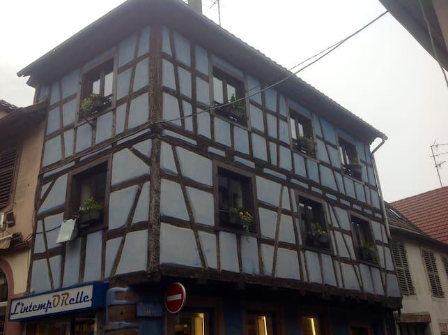 Maison Bleue - Saverne - Apartment