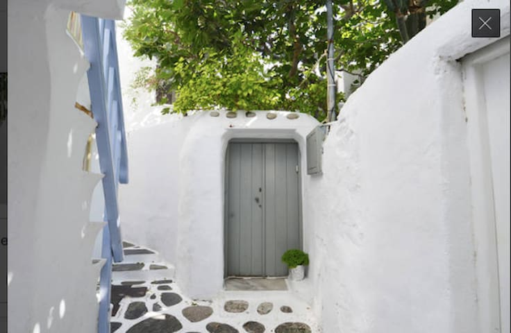 HOUSE IN  THE HEART OF MYKONOS TOWN - Mykonos - Casa