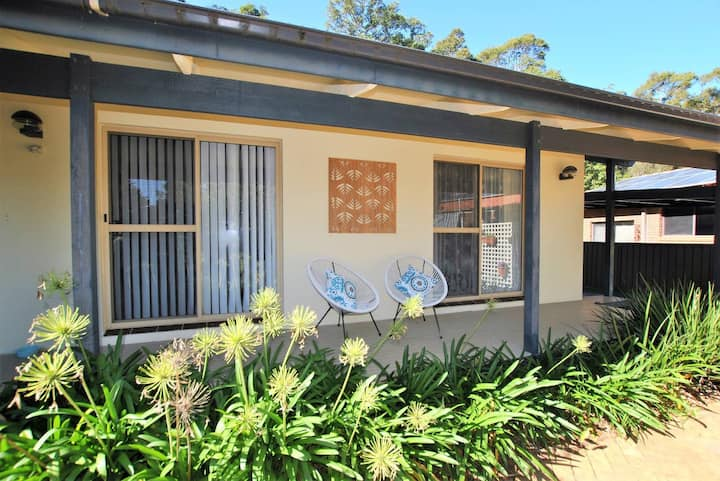 Perfect Pet Friendly Getaway on the South Coast!!