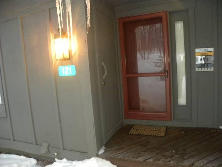 Year-Round Getaway Snow Ridge Village Jack Frost