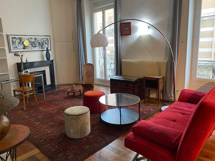 Grenoble loft cosy de 56 m2