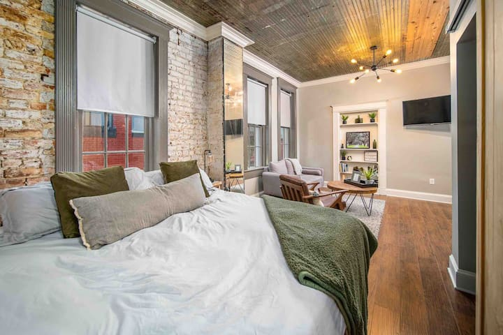 The Downtown Loft at The Firm