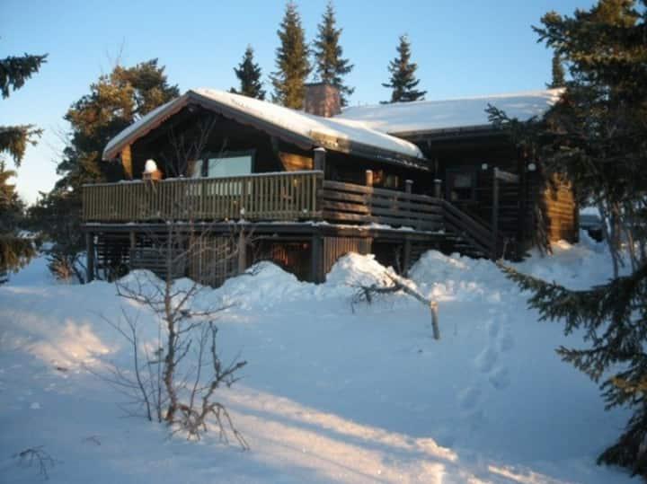 Fullutrustad stuga Sälen Högfjället