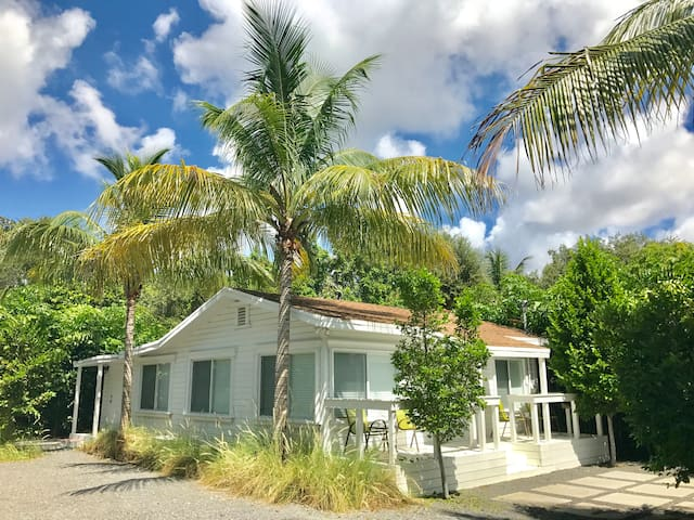Grove Bay-2/1-Gated Cottage- Near Downtown/Brickel