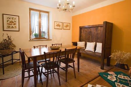 Casa Zelai en Echarri situada a 17 km de Pamplona - Echarri - Dom