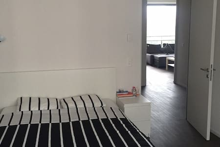 Clean Room to Rent in Spacious Brand New Flat - Zug - Apartment