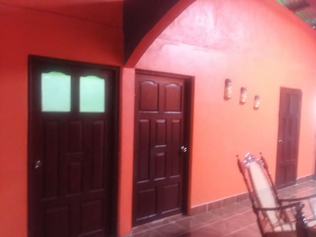 Habitaciones unipersonales