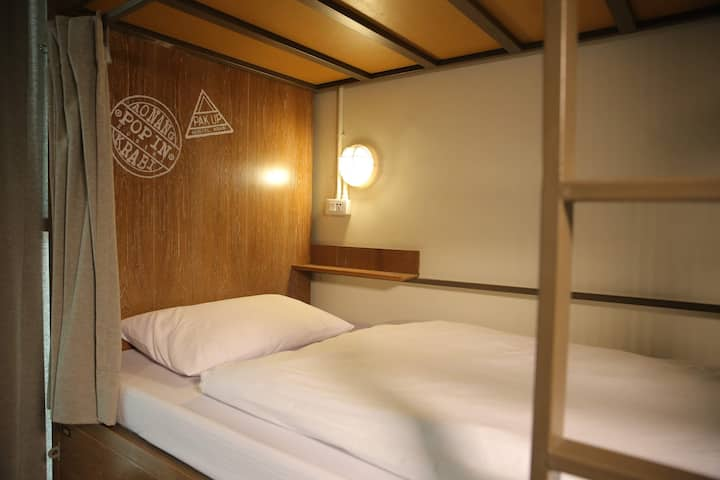 Pop-in Hostel - Private 6 beds