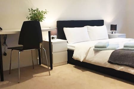 Double Room with Private Bathroom by TowerBridge.