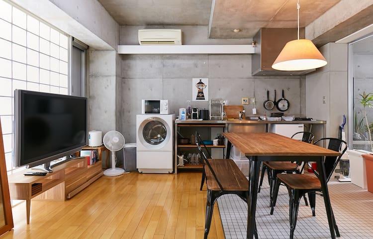 FREE WIFI + Luxury apt in Ikebukuro